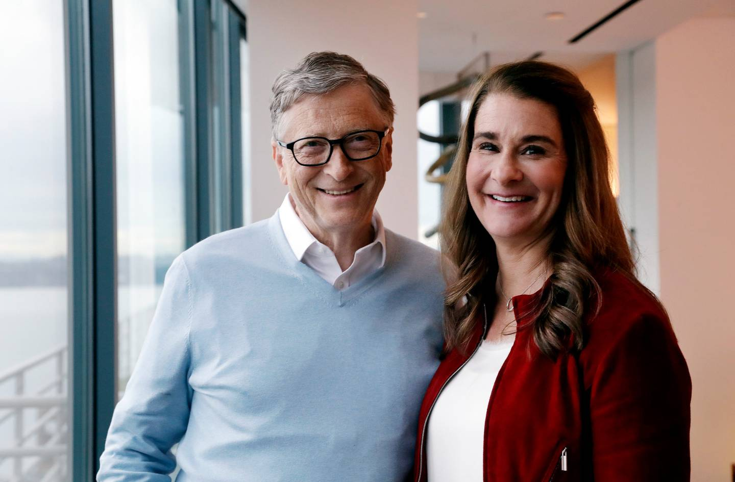 Bill and Melinda Gates are co-chairs of the Gates Foundation which has provided more than US$50 billion in grants since its formation in 2000. Photo / AP