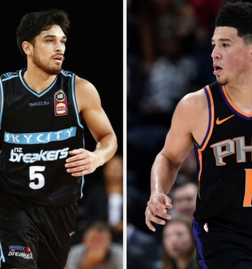 buy online 2457f ca501 Basketball: New Zealand Breakers to play Phoenix Suns in NBA ...