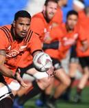 Jerome Kaino must prove that he's still capable of world class performances. Photo / Photosport