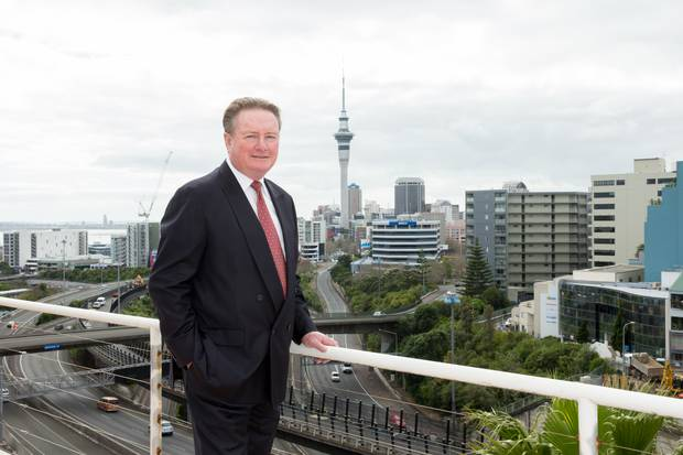 Martin Dunn has long planned an apartment investment fund.