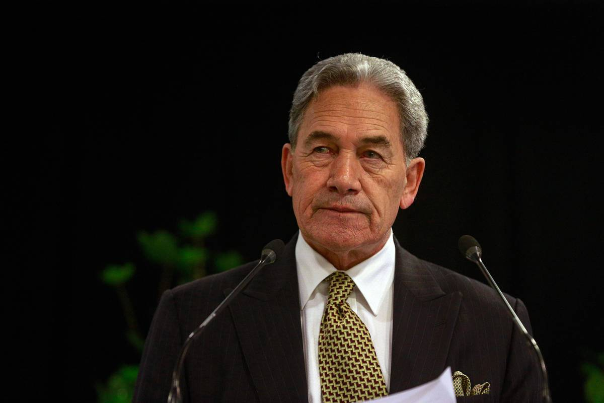 'Disgraceful': Winston Peters hits back at Greens over accusations of 'race-baiting'