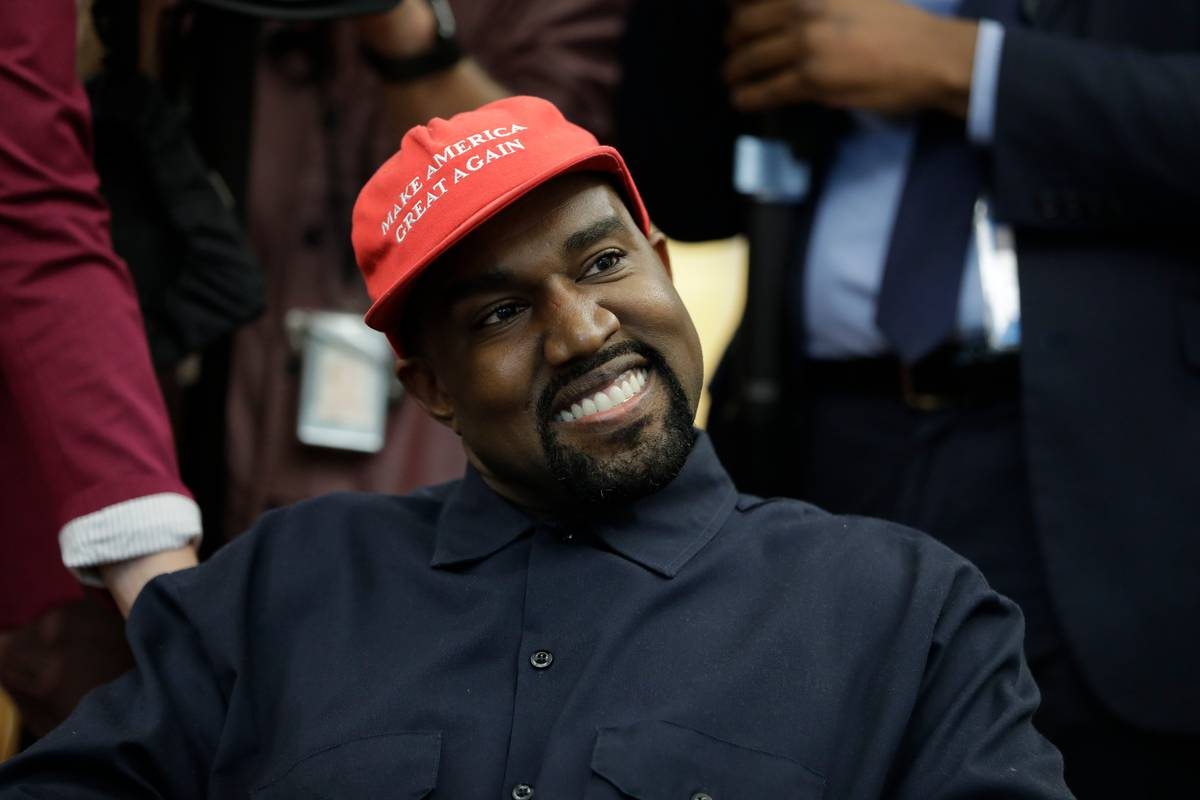 Kanye West no longer supports Trump, reveals plans to run for President