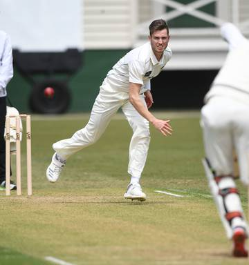 Cricket Adam Milne Joins Fray As Stags Leave Aucklands House Of