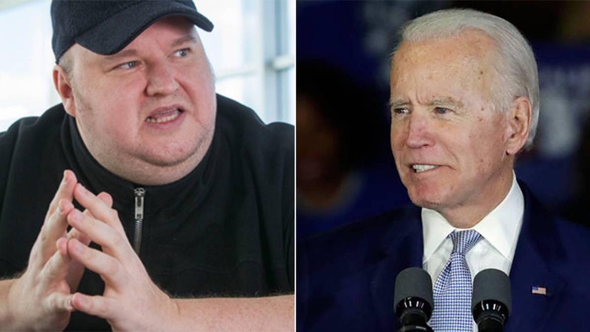 Kim Dotcom's defiant message to NZ Government, Kiwis over Joe Biden corruption allegations - NZ Herald