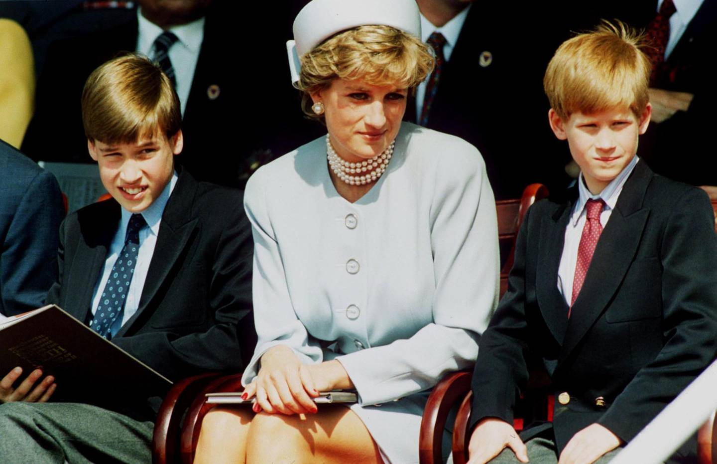 William and Harry are said to be putting their differences aside in order to pay tribue to their late mother on Thursday, when her statue is unveiled. Photo / Getty Images