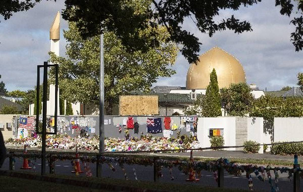 Christchurch man doctored footage of mosque shootings for white supremacist Philip Arps