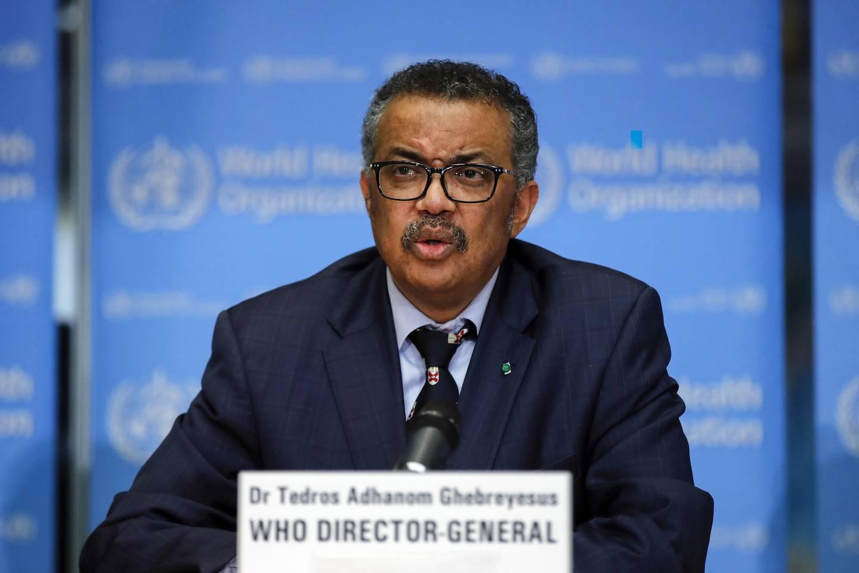 Tedros Adhanom Ghebreyesus, director general of the World Health Organization. Photo / Getty Images