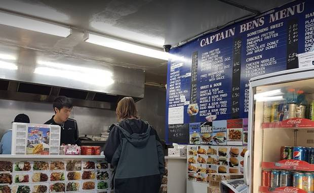 Captain Ben's is world famous in Christchurch since ages ago. Photo / Trip Advisor
