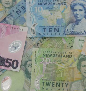 The Kiwi Was Trading At 65 15 Us Cents 8am In Wellington From 11