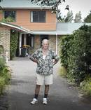Bob Willers is hoping a big price reduction will help sell his Holdens Bay property. Photo/Andrew Warner