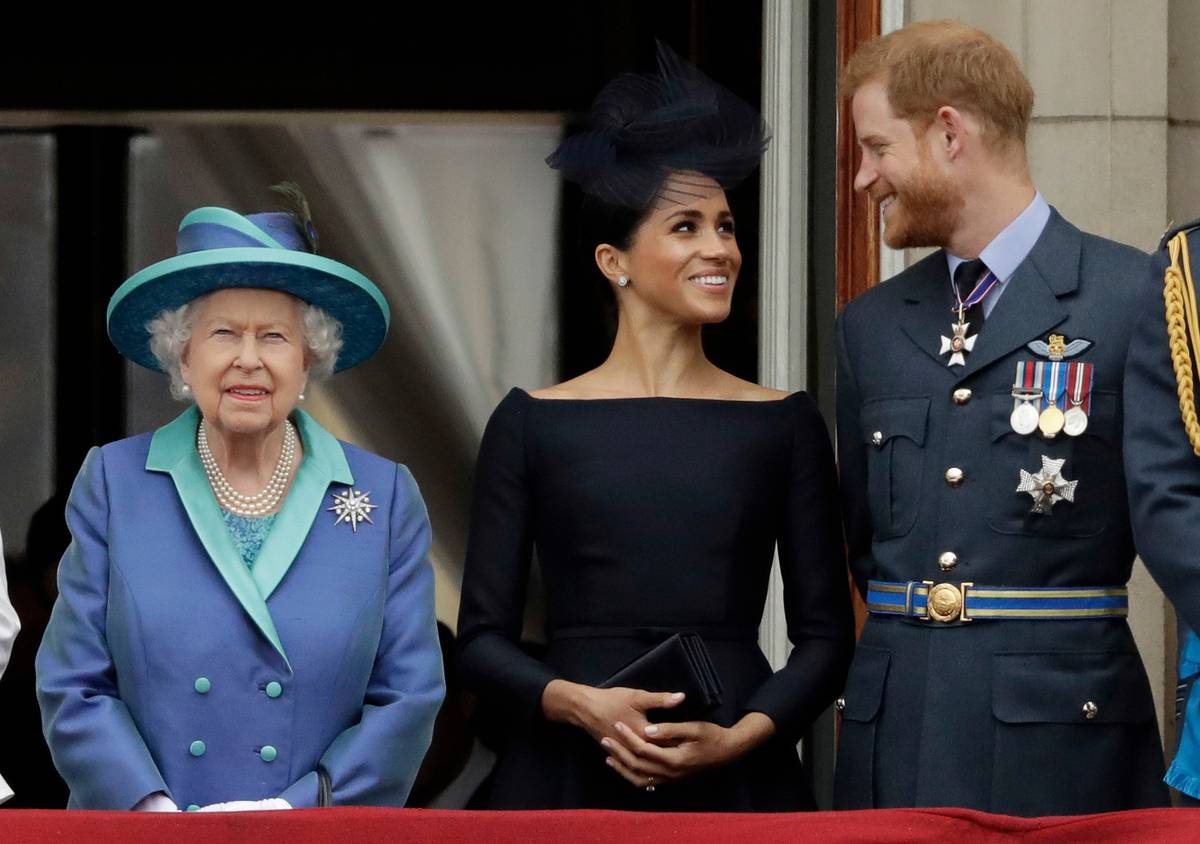 Harry, Meghan and the ugly royal question that can't be ignored