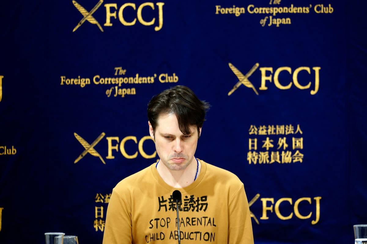 Australian dad Scott McIntyre's 45 days of hell in Japan's