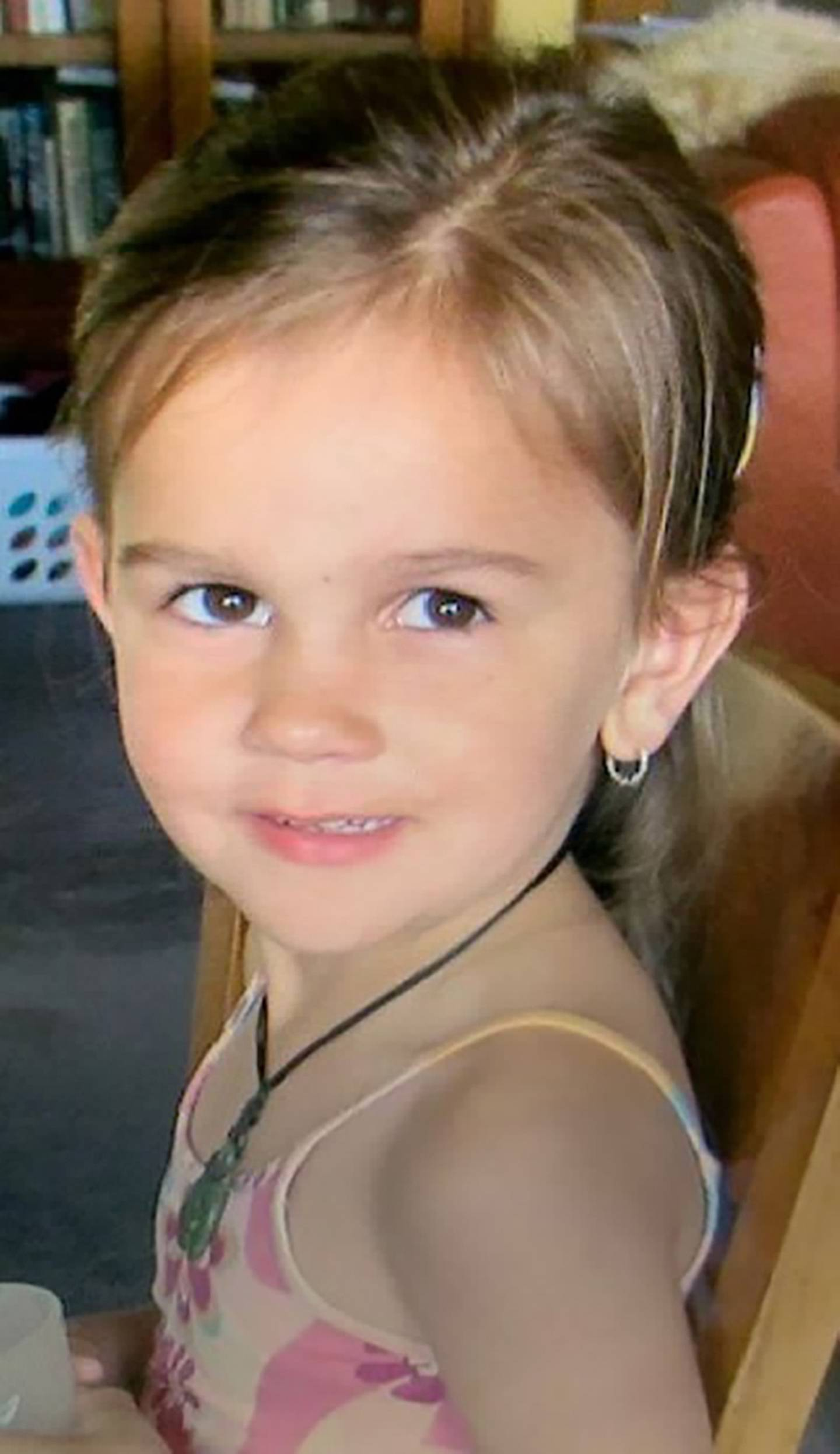 Ember Phillips, her siblings and their dad Tom Phillips are missing. Photo / NZ Police