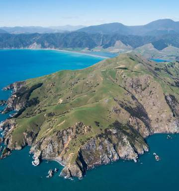 Pepin Island, private island near Nelson, up for sale for