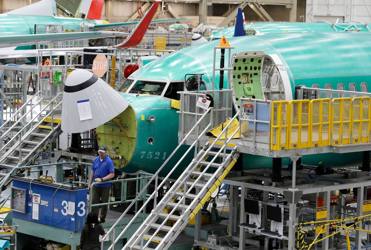 Boeing chief admits to 'mistake' in how Max warning system problem was handled