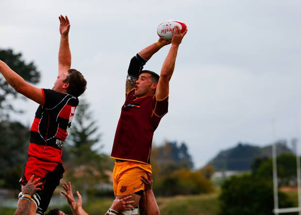 Matt Ashworth, along with locking partner Josh Lane, dominated the lineout, but Kaierau could not capitalise across the field.