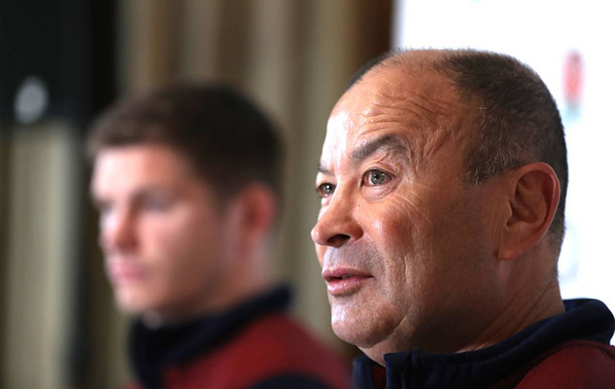Rugby: Eddie Jones opens up on his controversial pre-match comments