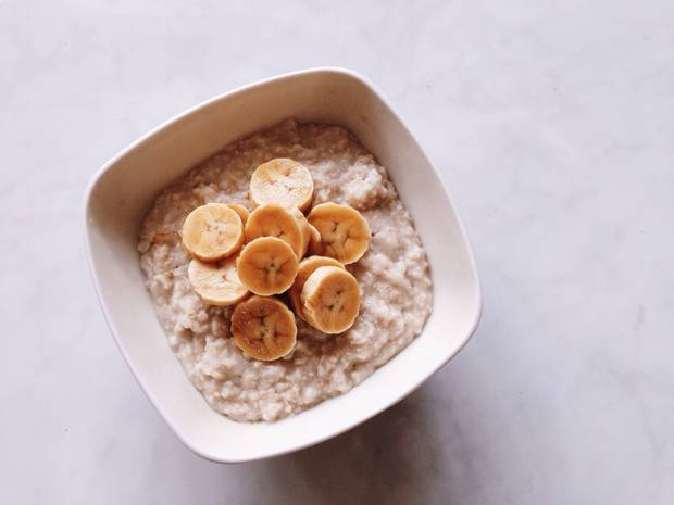 Try trading your bowl of processed cereal for oats. Photo / Getty Images