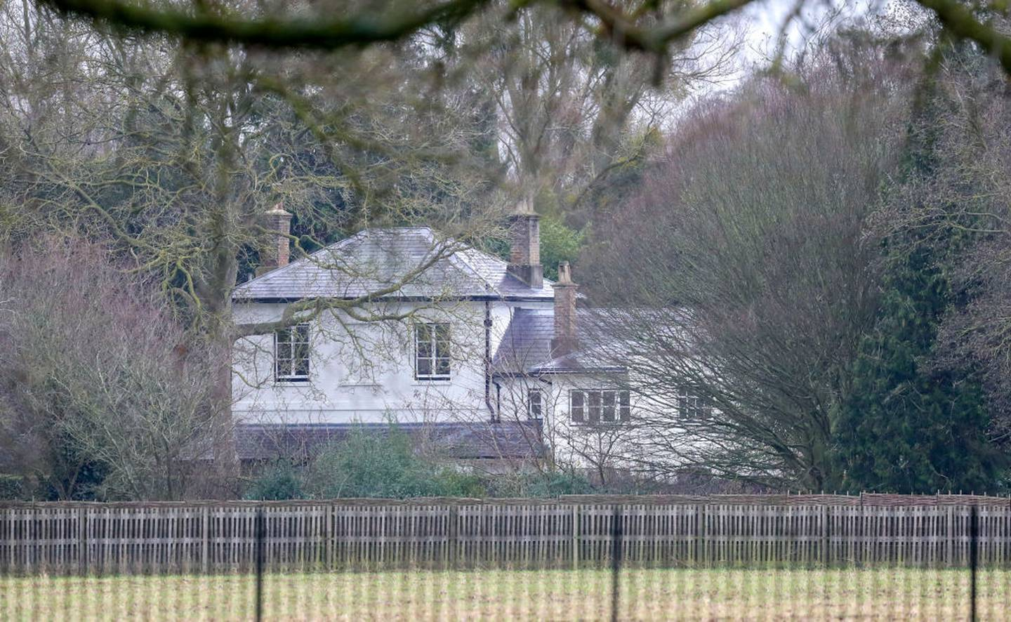 Part of Frogmore Cottage on the Home Park Estate, Windsor. Photo / Getty Images