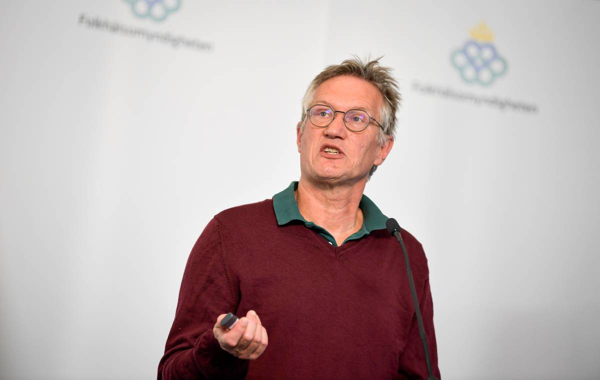 Covid 19 coronavirus: Scientist admits Sweden could have battled virus better