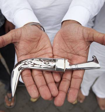 What about the taiaha?' Winston Peters opposes kirpan change - NZ ...
