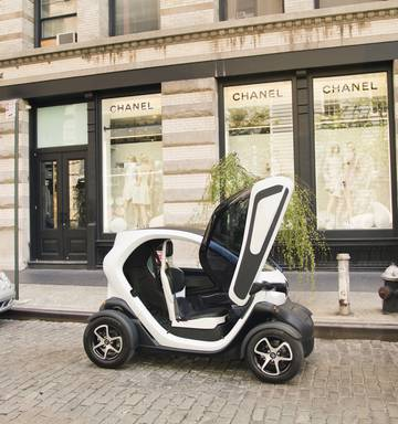 Euro Friendly Twizy Just Can T Stand The Weather Nz Herald