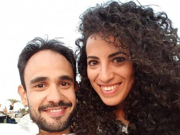 Alberto Fanfani, 32, an anesthesiologist who was originally from Florence, was also killed in the crash along with his fiancee Marta Danisi, 29. The pair were due to be married next year.