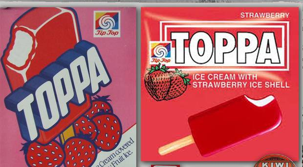 A campaign in 2014 saw the return of the Strawberry Toppa for a limited time.