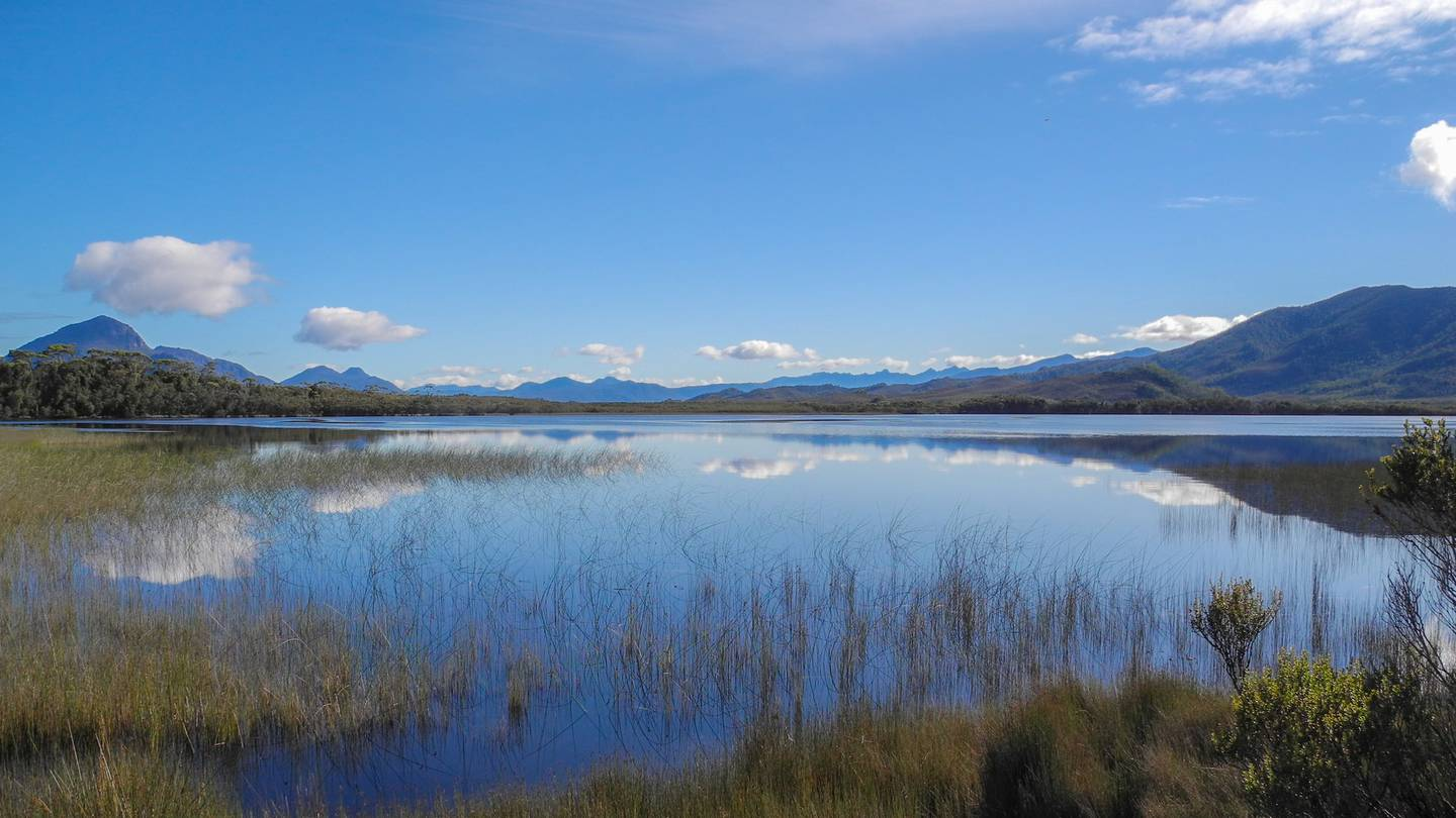 It's an easy walk to stunning scenery at Melaleuca. Photo / Trevor Templeman, Supplied