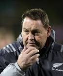 All Blacks coach Steve Hansen. Photo / Shane Wenzlick / www.photosport.co.nz