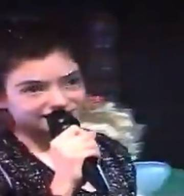 Watch: Rare video surfaces of little Lorde as a singing