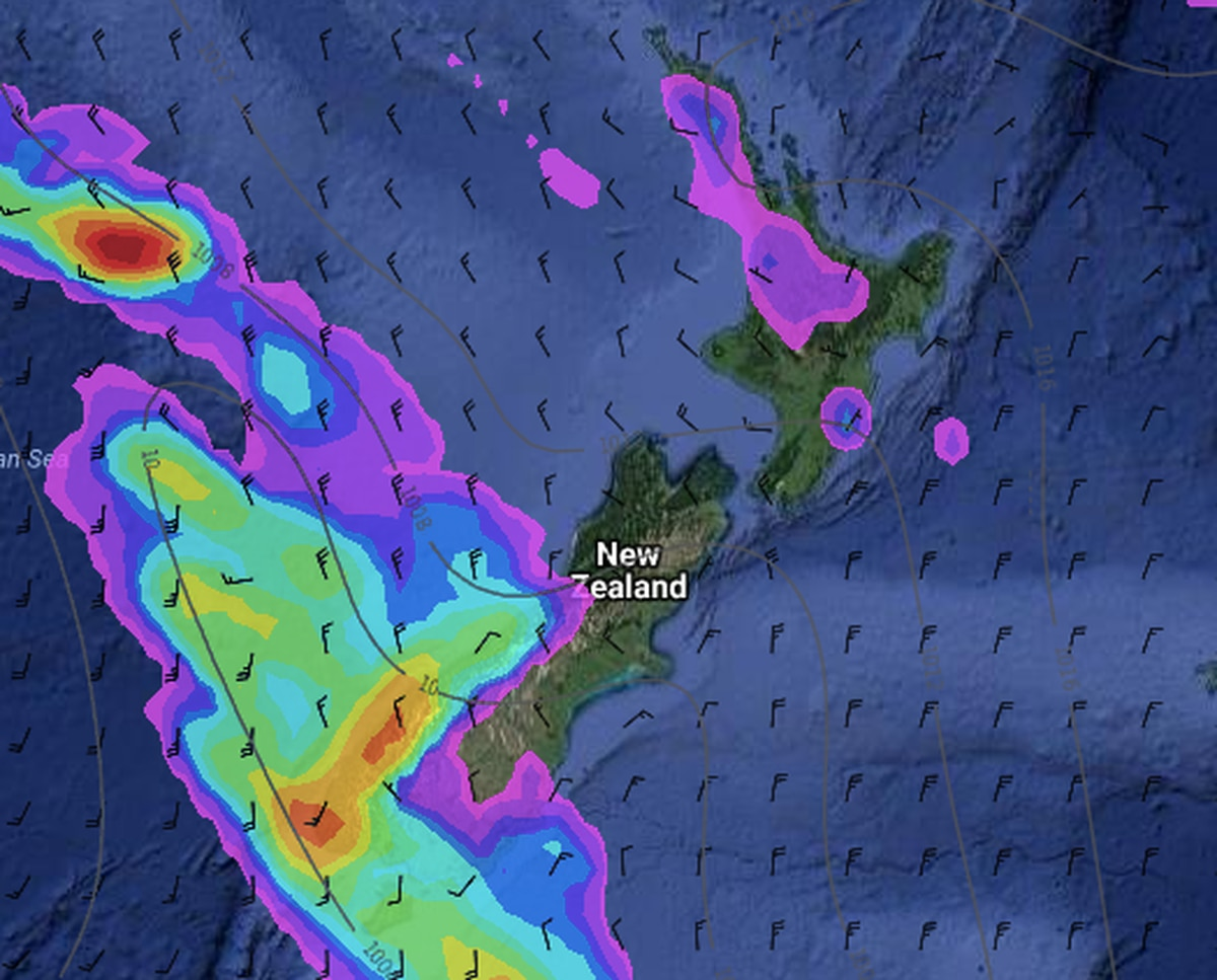 Rain and showers reprieve for dry areas as cold fronts hit country