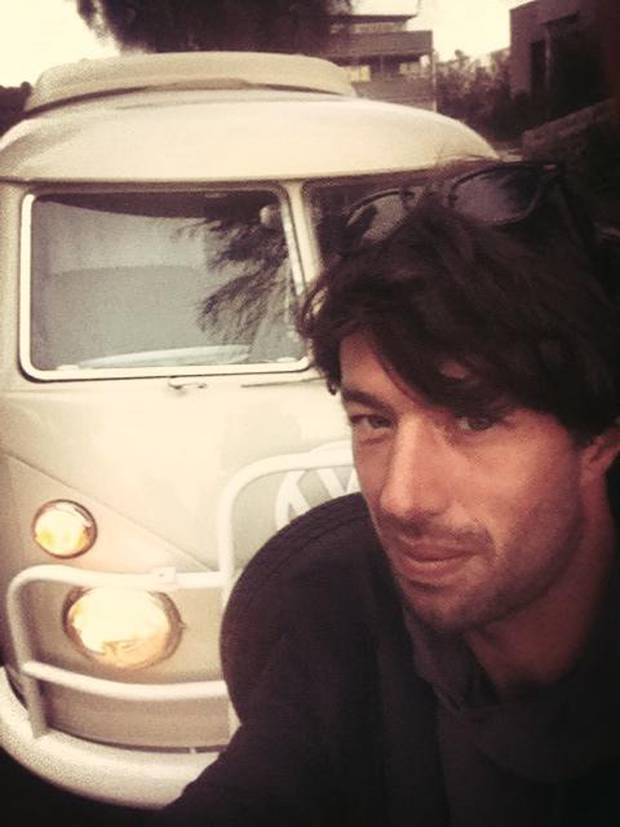 Australian tourist Sean McKinnon, 33, was killed after a gunman tried to take the keys to the campervan he and his fiancee were sleeping in near Raglan. Photo / Supplied