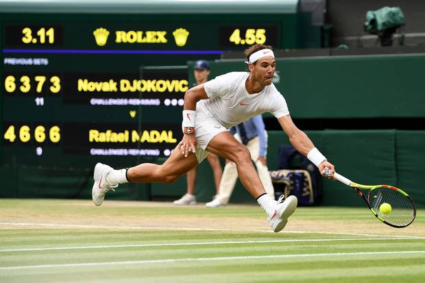 f5f435879ec0b7 Novak Djokovic stuns world in incredible Wimbledon semi-final ...
