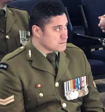 NZ Army corporal Daniel Turua admits bashing lower-ranked soldier