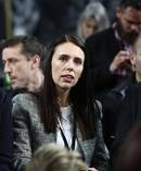 Could Jacinda Ardern be a bad omen for the All Blacks? Photo Phil Walter/Getty Images