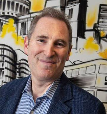 King of the cloud: Andy Jassy, the rock fan behind Amazon's