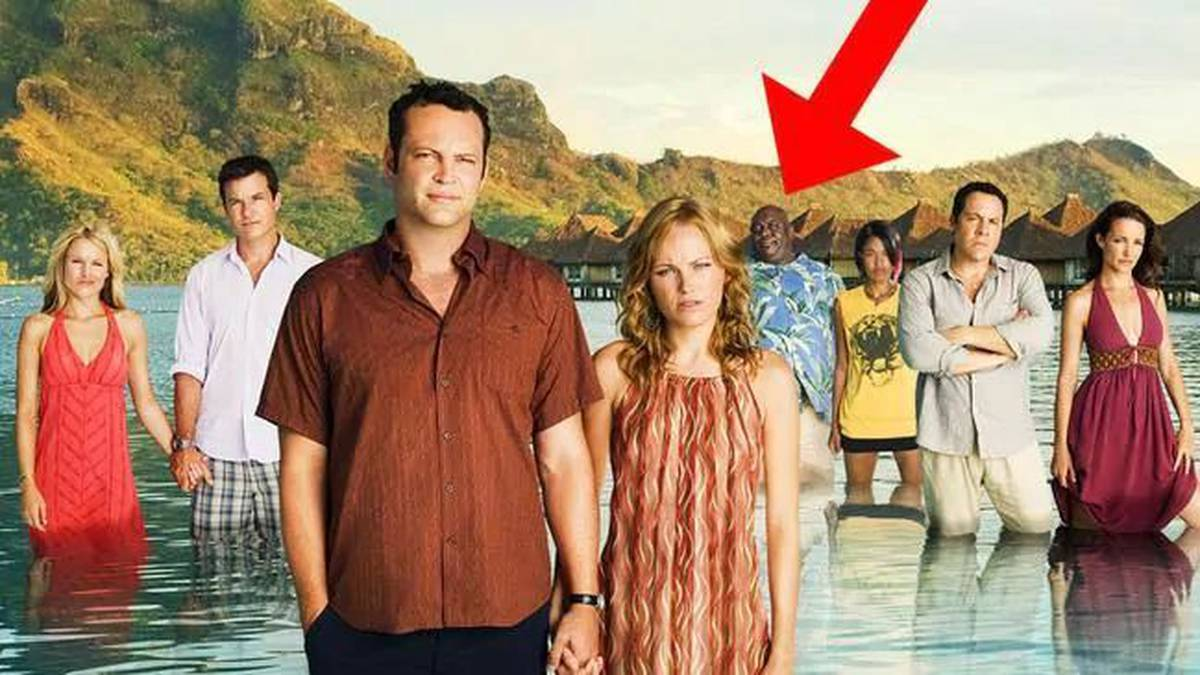 Actor Faizon Love files lawsuit after being omitted from Couples Retreat movie poster – NZ Herald