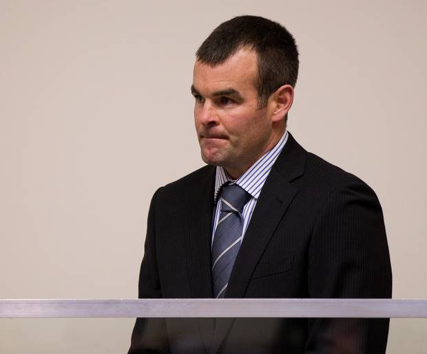 Ewen Macdonald was found not guilty of murdering his brother-in-law Scott Guy. Photo / File