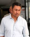 Rene Naufahu was sentenced today in the Auckland District Court for abusing six women. Photo / Doug Sherring