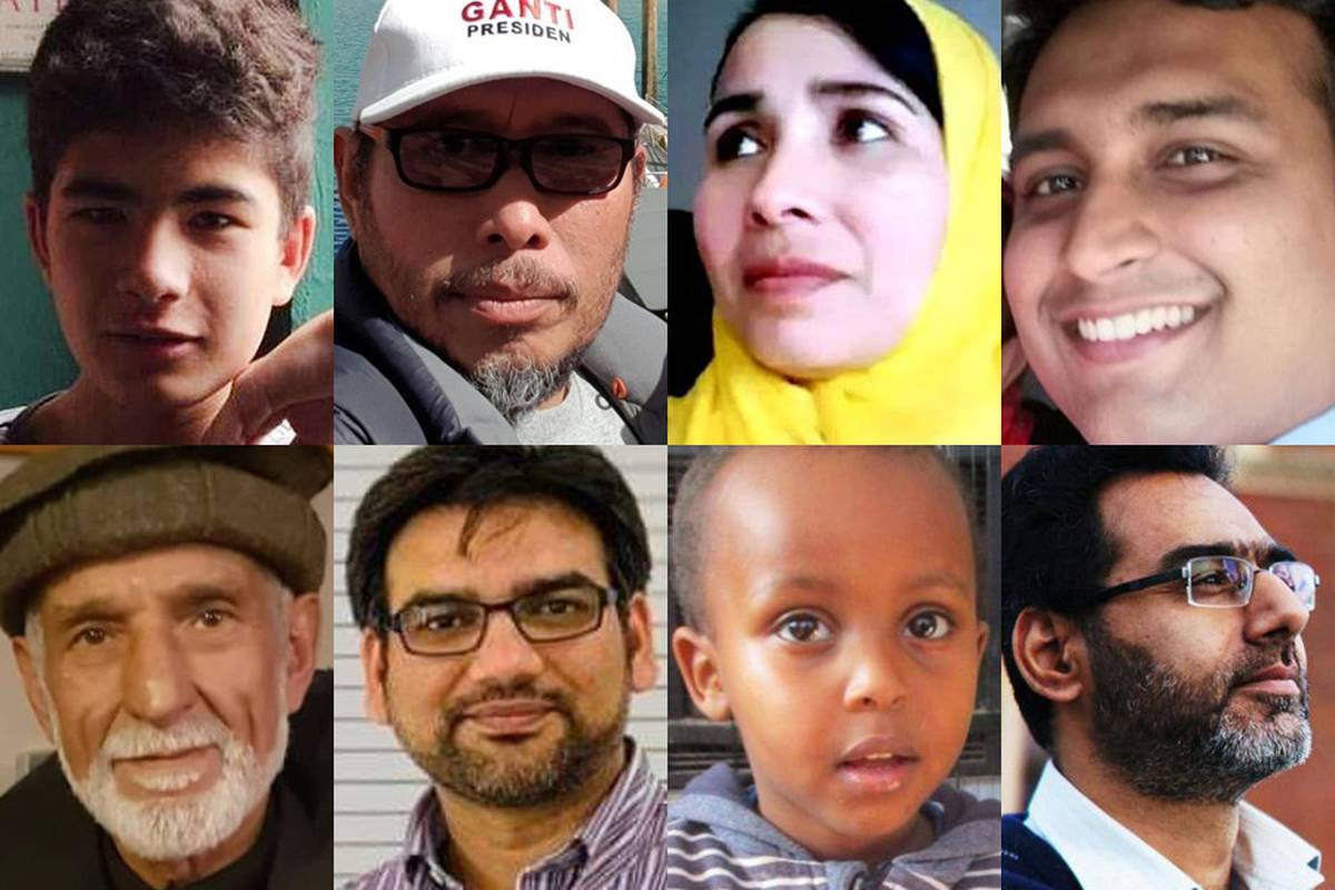 Shooting Nz Image: Christchurch Mosque Shooting: The Faces Of The Victims
