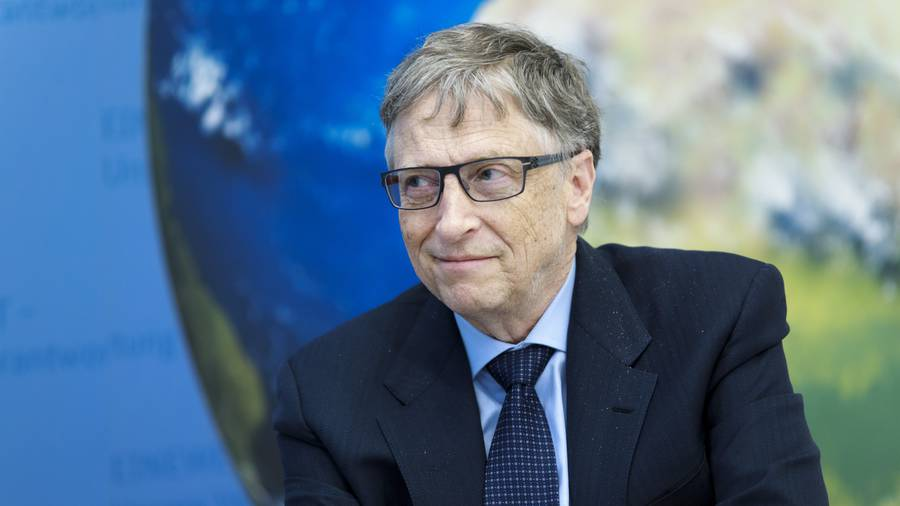 Bill Gates makes $4.6 billion pledge - five% of his overall fortune