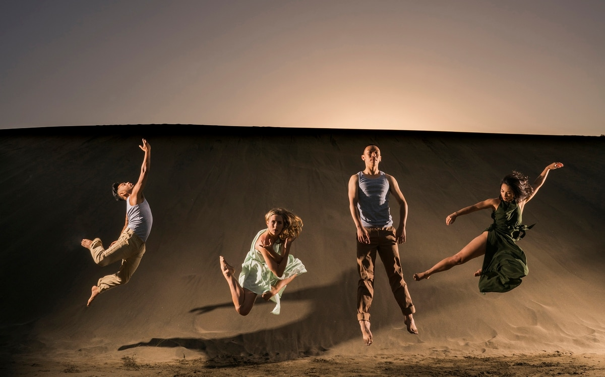 Korean commission a first for NZ dance company - NZ Herald