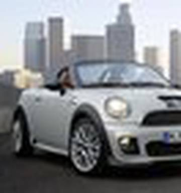 Sporty Open Top A First For Mini Nz Herald