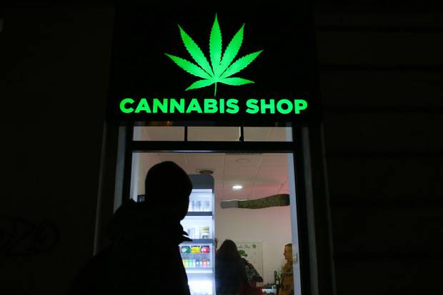 Only specially licensed stores will be able to sell cannabis. Photo / Getty Images