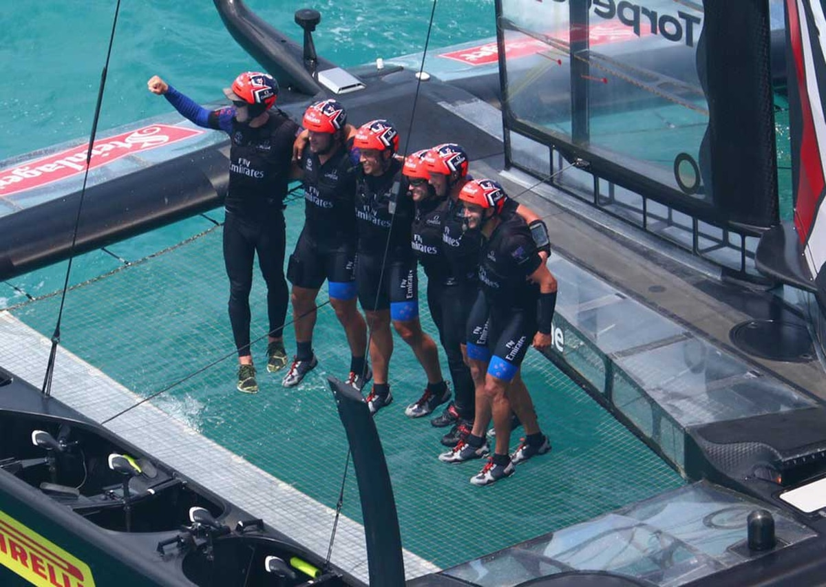 America's Cup: Italians poised to challenge Team New Zealand
