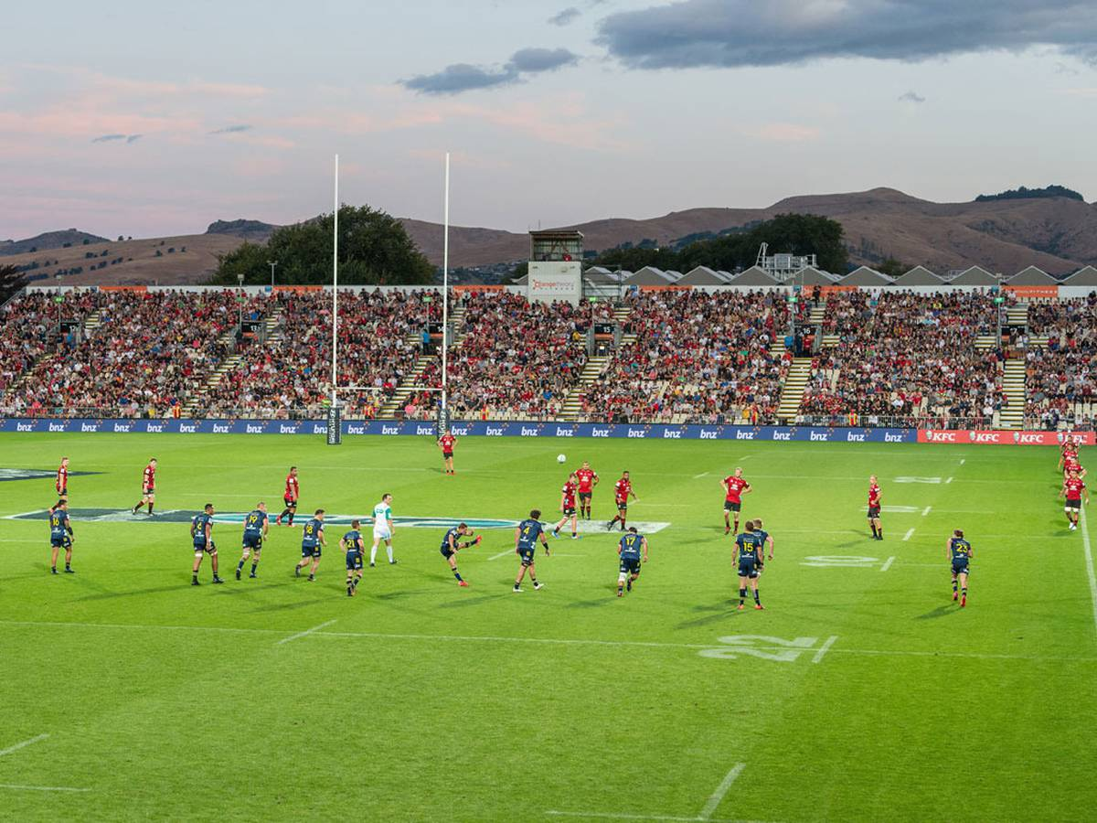 Super Rugby Aotearoa: Dunedin set to claim world first as spectators return