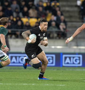 Rugby: Social media is a 'trap' for All Blacks, says Ian