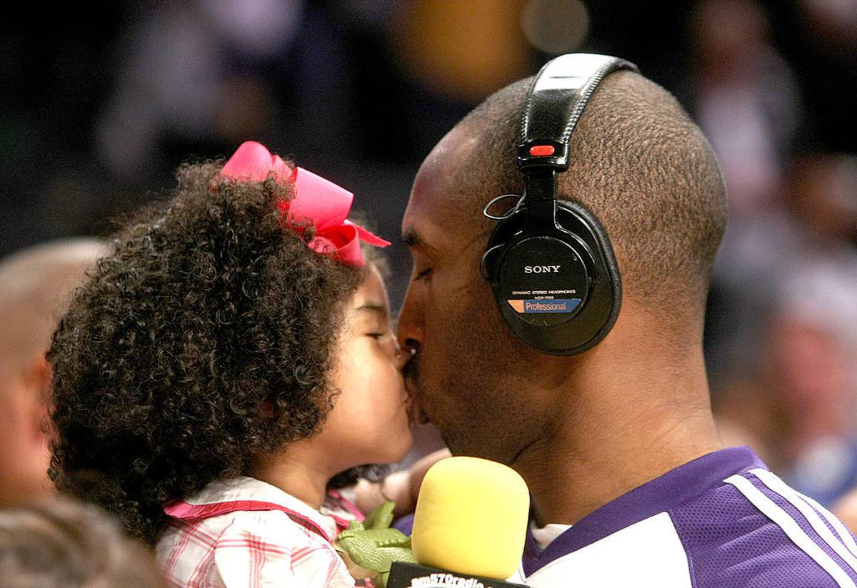 'I'm a girl dad': Kobe Bryant's words inspire fathers to celebrate daughters