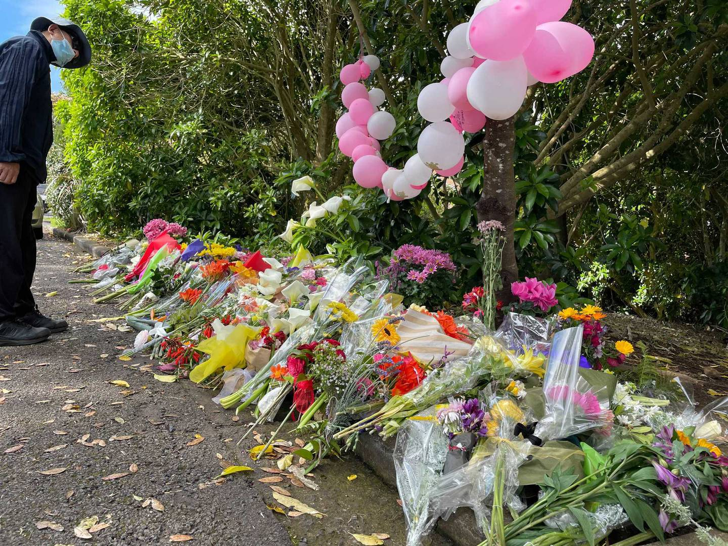 Mt Albert residents said they are stunned and grieving, five days on from Lena Zhang Harrap's death. Photo / NZME